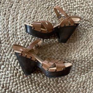 Mossimo Platform Heel Sandals